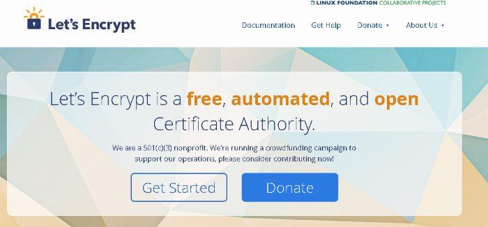 letsencrypt free ssl